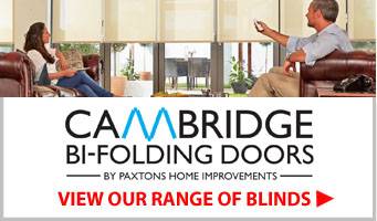 Paxtons blinds panel