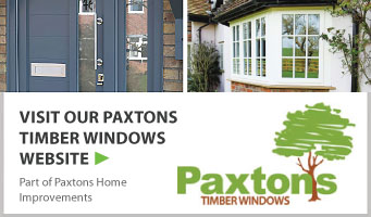 Paxtons timber panel