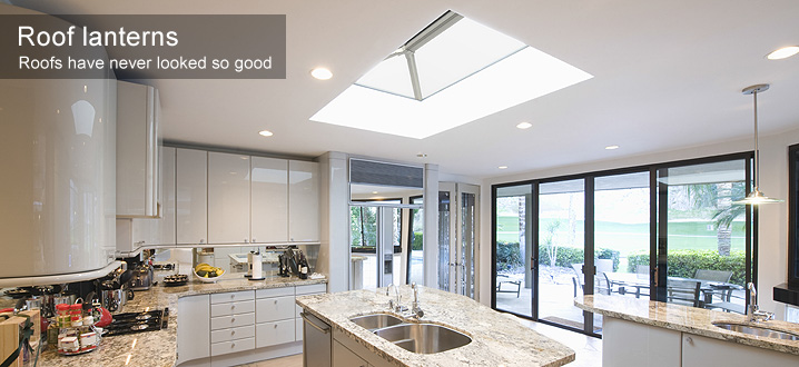 Paxtons Home Improvements offer a wide range of roof lanterns