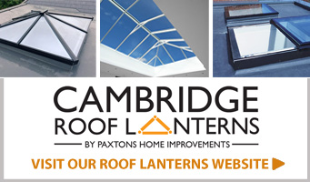 Cambridge Roof Lantern panel